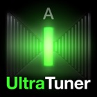 UltraTuner - Ultra Precise Chromatic Tuner for Guitar, Bass, Strings, Brass and More icon