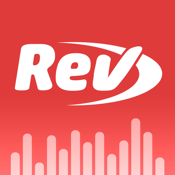 Rev Voice Recorder: Audio Transcription and Dictation icon