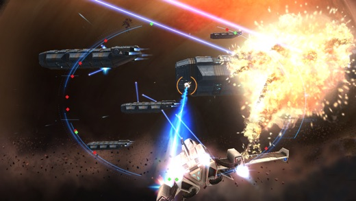 Beyond Space Remastered Screenshot