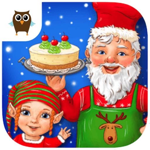 Santa's Christmas Kitchen - Kids Game iOS App
