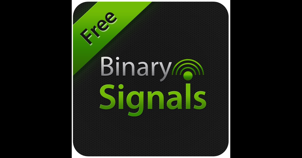 Binary options signals apps