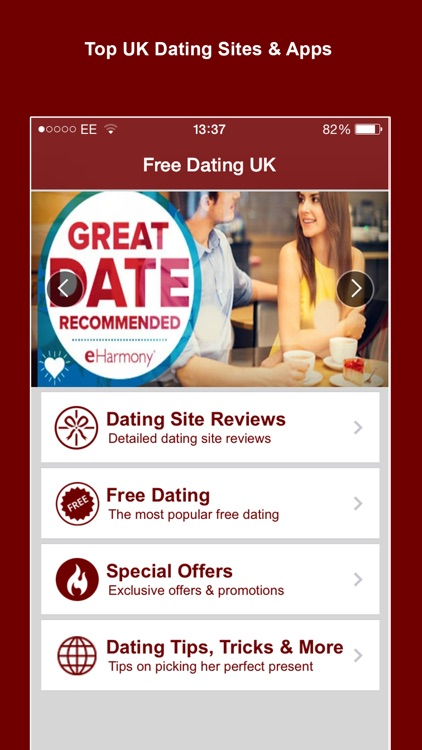 Most popular online dating sites in uk