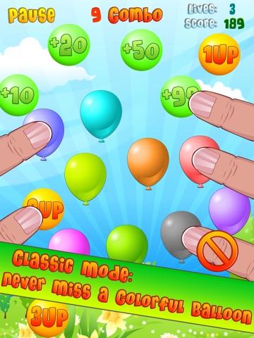 Balloon Mania - Pop Pop Pop Скриншоты8