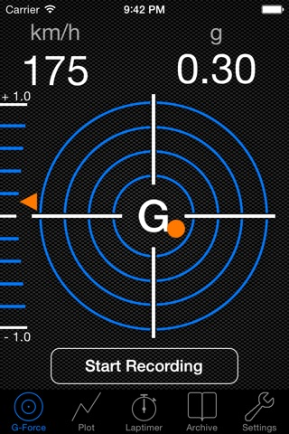 G-Force-Meter screenshot 1