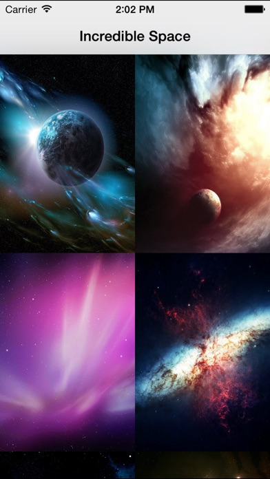 download Incredible Space apps 2