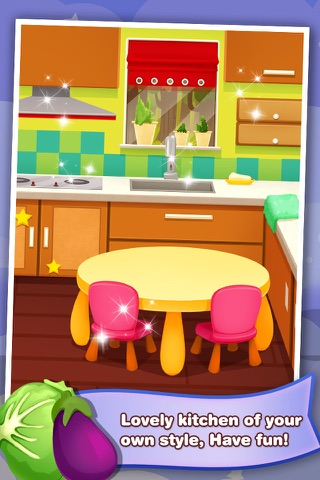 Clean House! - Kids Home Care games screenshot 2