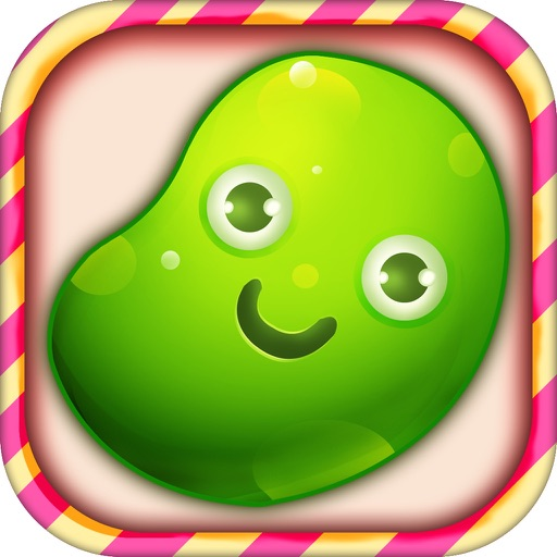 An Impossible Jelly Bean Puzzle - Sugar Rush Challenge FREE iOS App