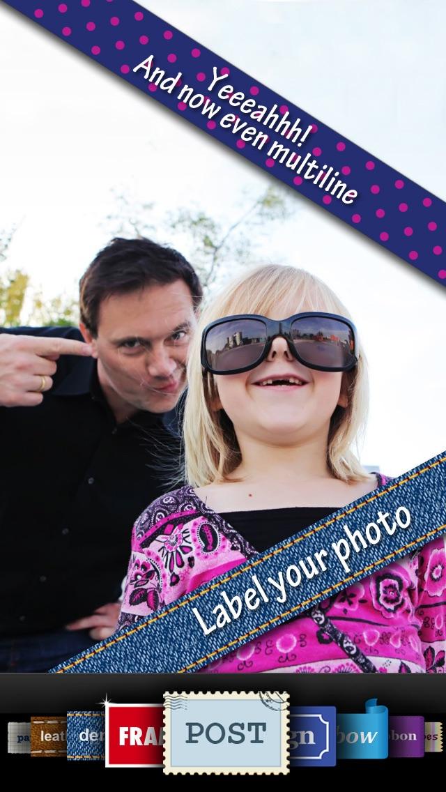 Screenshot of Photo2Text - Scrivi sulle tue foto1