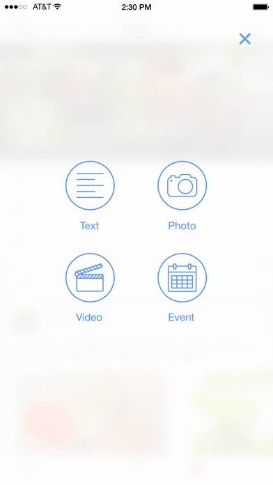 download Gestionnaire de Pages Facebook apps 0