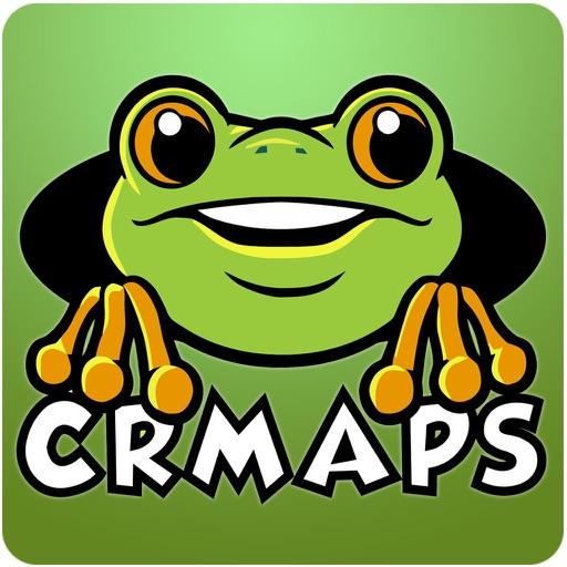 CRMAPS iOS App