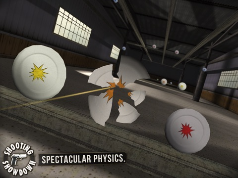 Screenshots of Shooting Showdown for iPad