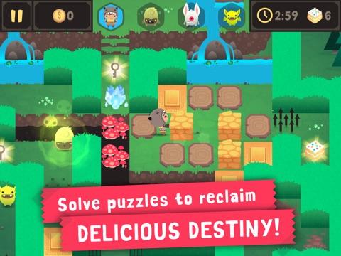 Monsters Ate My Birthday Cake  tablet App screenshot 2