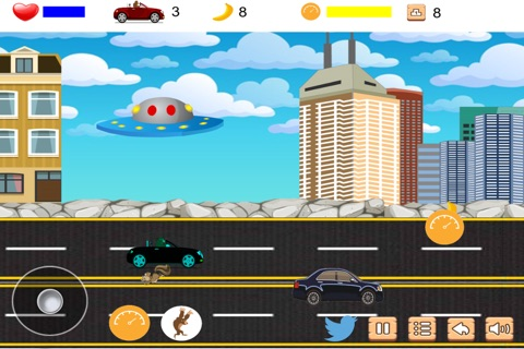 Drive Chimp Drive screenshot 3