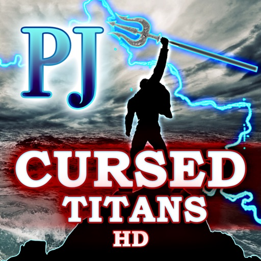Cursed Titans for Percy Jackson HD iOS App