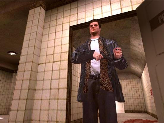 Max Payne Mobile Screenshots