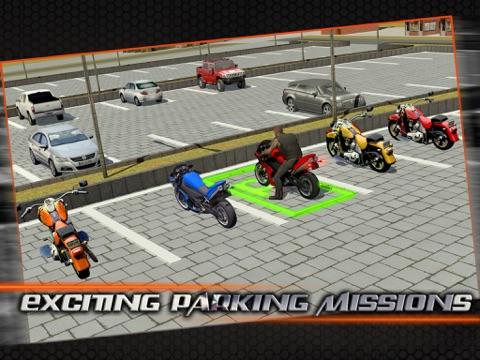 Screenshot #5 pour Bike Ride and Park Game
