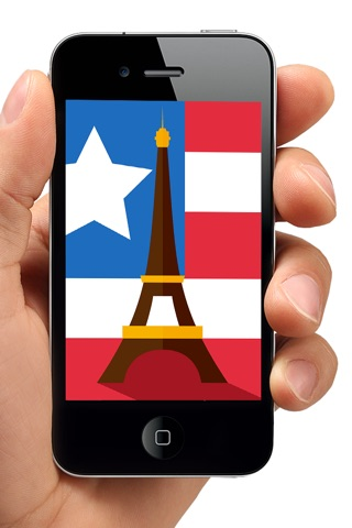 USA in Paris screenshot 1