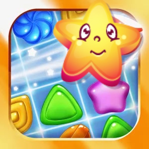 Candy Fruit Mania Story - Free Matching Kids Star Games iOS App