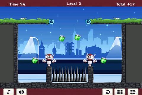Hero Challenge - Swinging Robot Mania screenshot 4