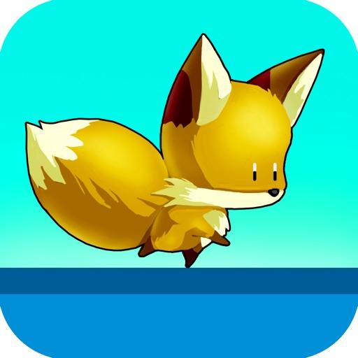 Super Tap Fox Run Pro - Addictive Animal Game for Kids Boys and Girls iOS App