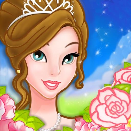 Princess! Dress Up iOS App