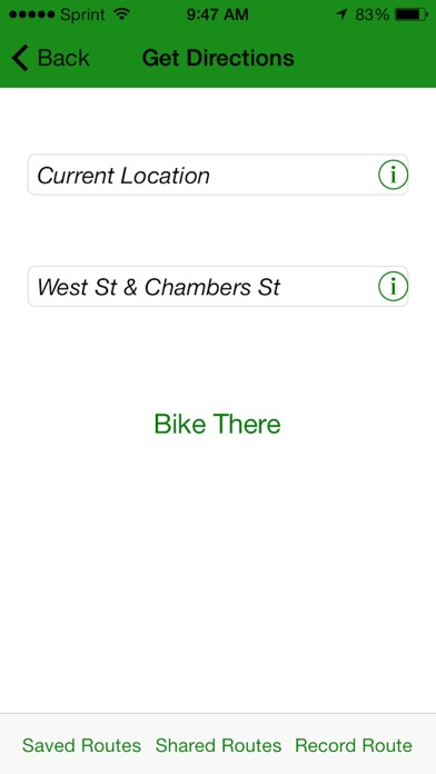 New York Bike review screenshots