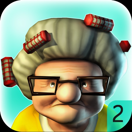 黑帮老太2 – 疯狂行动:Gangster Granny 2: Madness