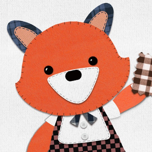 Labo布料朋友 – 极具创意的儿童布艺手工游戏