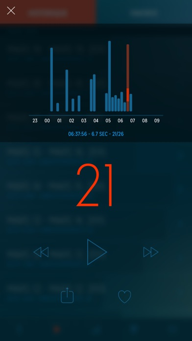Sleep Talk RecorderCapture d'écran de 1