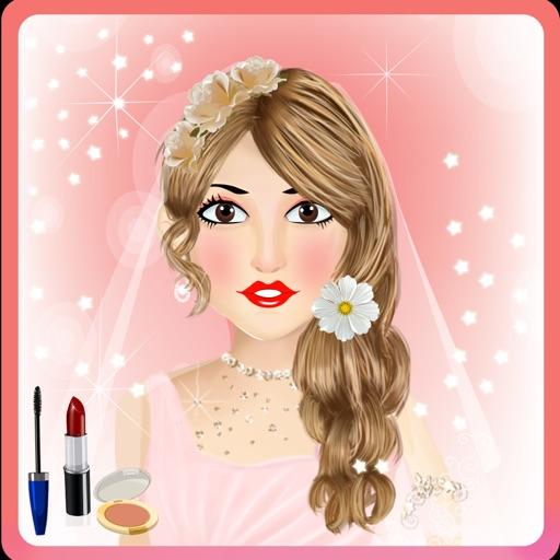 Wedding Makeover Salon - Princess beauty and fashion game iOS App