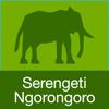 Serengeti Ngorongoro Masaï-Mara: Offline Map