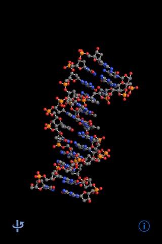 Molecule 3D Rush Ad Free screenshot 1