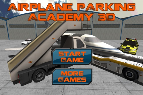 Airplane Parking Academy 3D screenshot 1