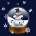 Christmas Snowglobe icon