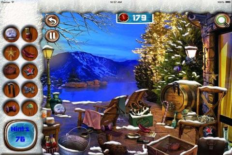 Winter Tale Hidden Objects screenshot 4