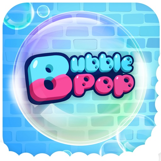 Bubble Pop 2D iOS App