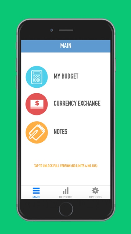money tree simple budget tool personal income and expenses