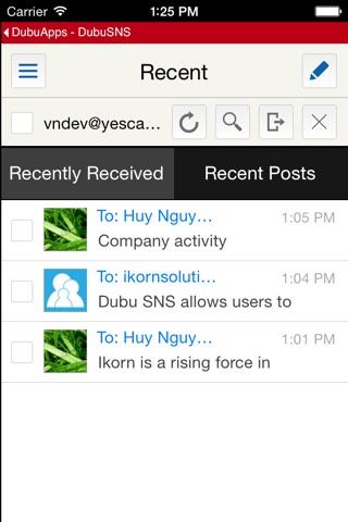 두부SNS screenshot 4