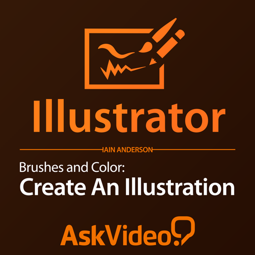 AV for Illustrator CC 103 - Brushes and Color for Mac