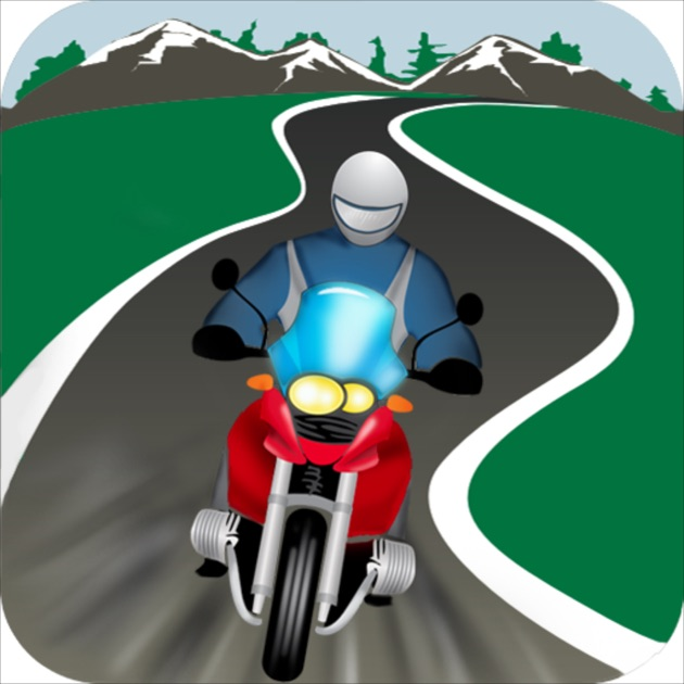 Greatest Road Motorcycle Rider GPS Road Finder On The App Store - Interactive motorcycle map of the us