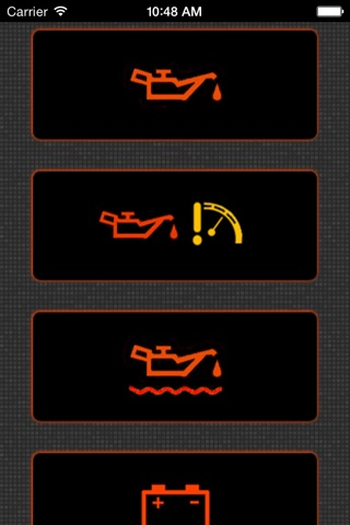 App for Mazda with Mazda Warning Lights and Road Assistance screenshot 2