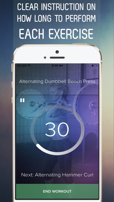 download 7 Minute Gym Workouts for Women apps 1