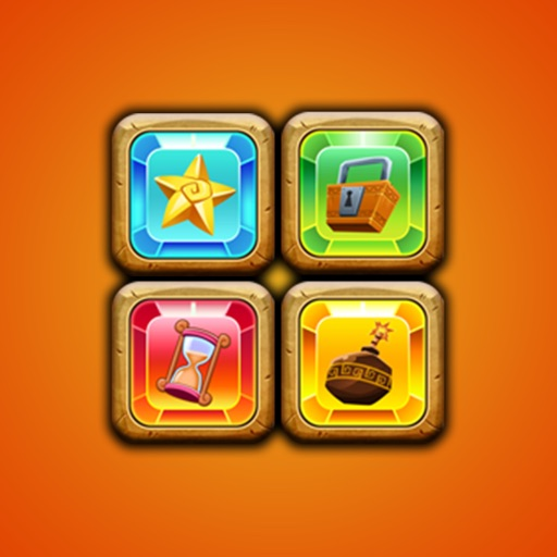 Relic Touch - Play Match 4 Puzzle Game for FREE ! iOS App