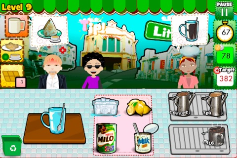 Kopi Tiam Mini screenshot 2