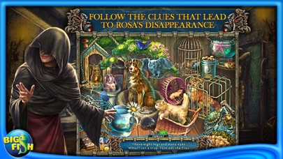 Grim Facade: A Wealth of Betrayal - A Hidden Objects Mystery Game-1