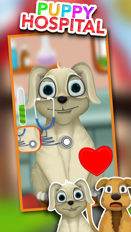 Puppy Hospital Free Surgery Game Doctor Games For Kids Teens