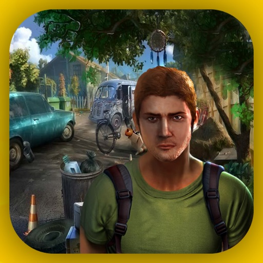 Hidden Objects Mysterious Experiment iOS App