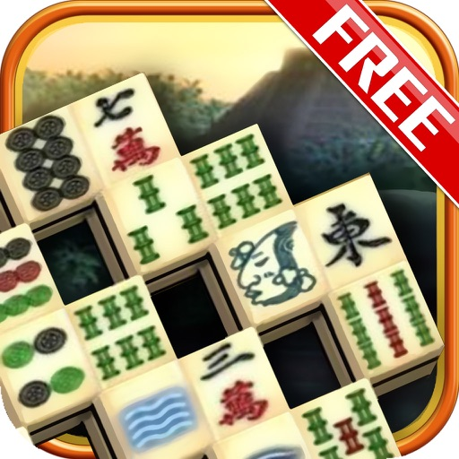 Mahjong Secrets of Aztecs Free iOS App