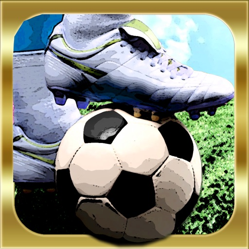 Street Soccer Juggling Icon