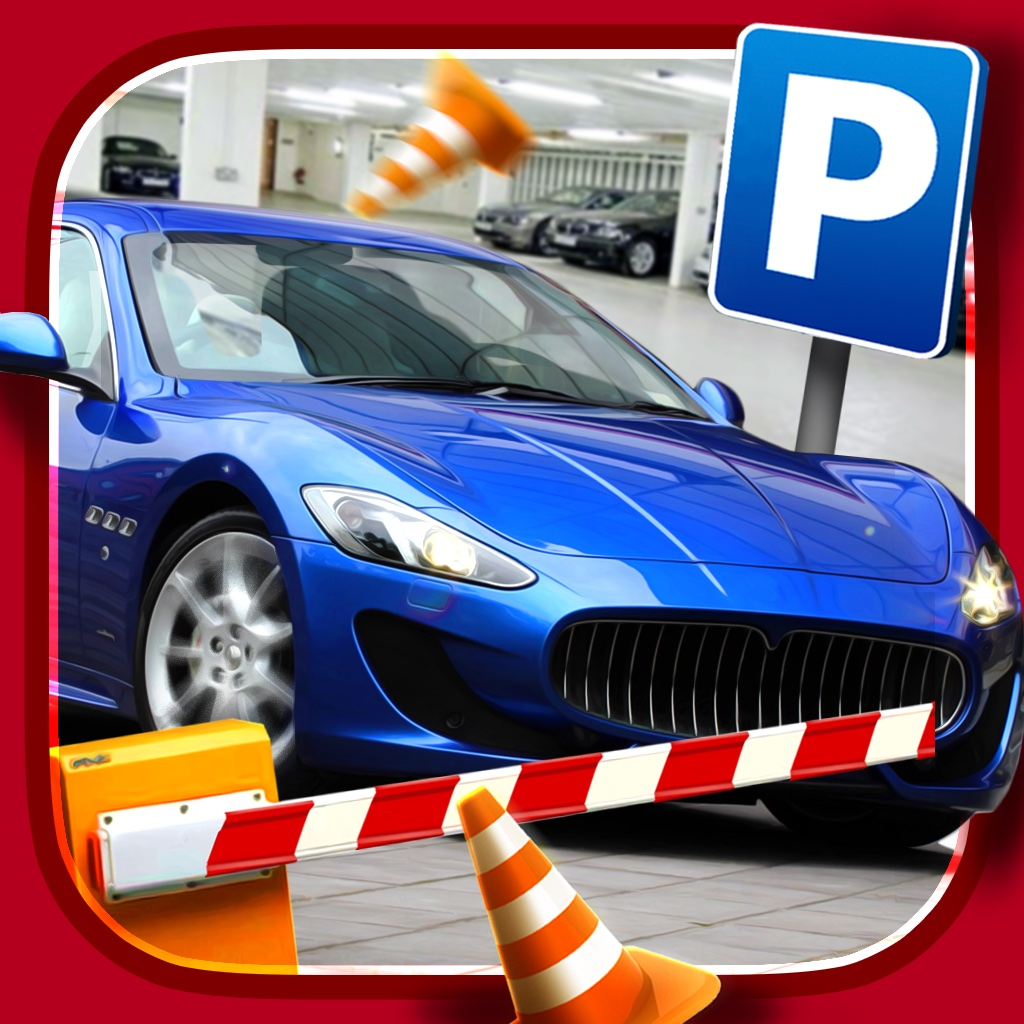 Multi Level 2 Car Parking Simulator Game - Real Life Driving Test Run Sim Racing Games